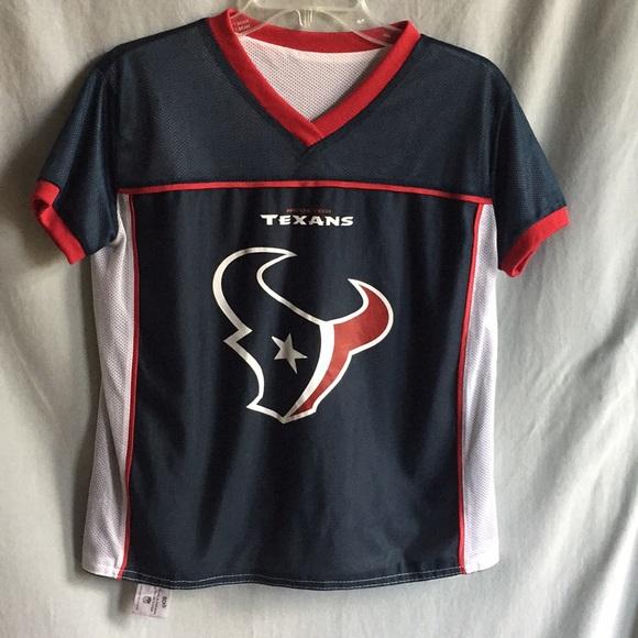 boys texans jersey